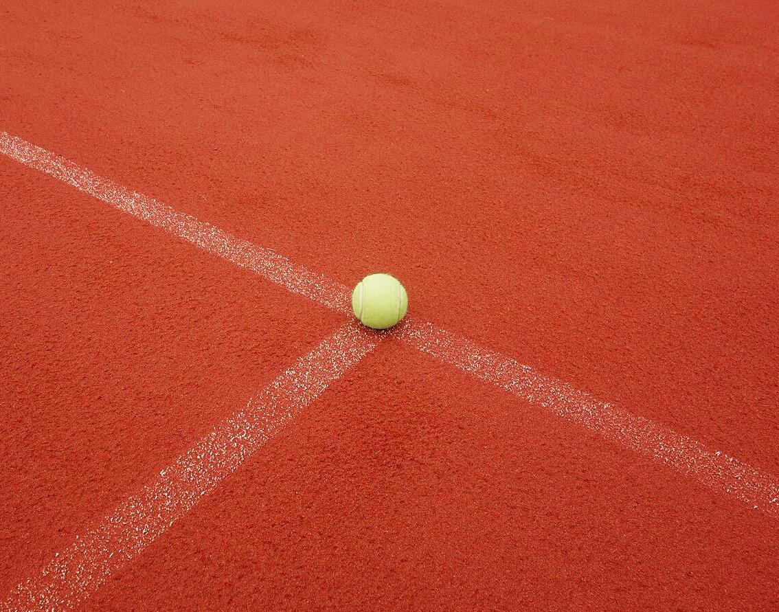 tennis, service gagnant